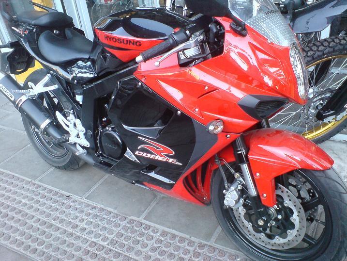 قیمت موتور هیوسانگ 250 صفر